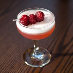 Clover Club - this pre-Prohibition classic is one of Philadelphia's contributions to mixological history.