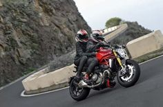 Ducati Monster 1200S I miss those days