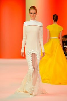 Stephane Rolland Spring/ Summer 2014 Couture