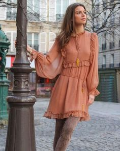 Ready for a #parisian #Wednesday ! Find By Sophie Paris collection in stores worldwide. #fashionoftheday #glamourous #glamour  #frenchfashion #frenchbrand #fashionblogger #madeinparis #outfitoftheday #bysophie #lookoftheday #fashiongram #fashiondiary #parisian #chic #wiwt #whatiworetoday #mylook #instafashion #fashiongram #style #lookbook #whatiwore #paris #fashiondaily French Brands, Parisian Chic, French Fashion, What I Wore, Outfit Of The Day, Wednesday, Bell Sleeve Top, Cold Shoulder Dress, Collections