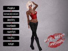 Ginny's Fashion Confessions: RYCC #4