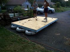 PVC raft? - Boat Design Forums