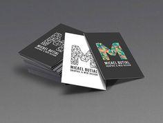 Carto de visita diferenciado com acabamento em corte laser e papel o melhor no design de carto de visitas em 2014 reheart Choice Image