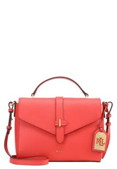 RAQUEL - Käsilaukku - fiery red