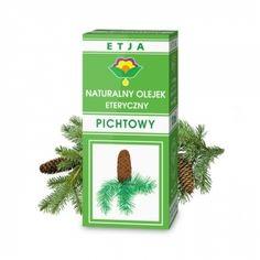 Eteryczny Olejek Pichtowy 10 ml ETJA