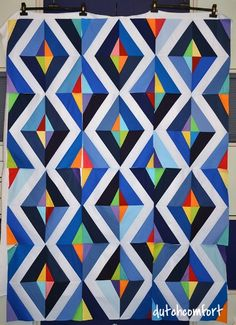 I finished 48 blocks of the Prism(a) quilt! I showed some other quilt options to my family, but they think they will truly love to use the Prism(a) quilt on their couch when taking a nap, watching …