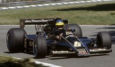 1978 Lotus 78 - Ford (Ronnie Peterson)