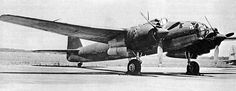 """Yokosuka P1Y Ginga (""""Galaxy"""") bomber.  The first flight was in August 1943. Nakajima manufactured 1,002 examples, which were operated by five Kokutais (Air Groups), and acted as land-based medium and torpedo bombers from airfields in China, Taiwan, Marianas, Philippines, Ryukyu, Shikoku, and Kyūshū.  During the last stages of the war the P1Y was utilized as a kamikaze aircraft against the United States Navy during the Okinawa Campaign in Operation Tan No. 2."""