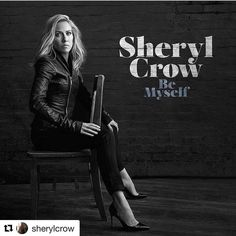 The new album cover I did with @sherylcrow @markseliger @marktownsend1 @wendiandnicole #makeup #bemyself