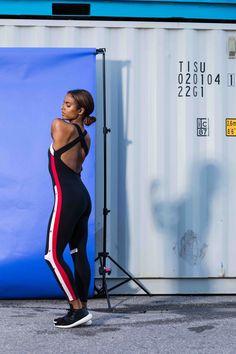 R Ipanema Jumpsuit - Rivia Sports