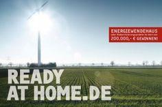 Energiewendehaus oder 200.000 Euro gewinnen