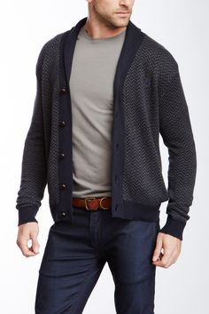 Shawl Collar Cardigan on HauteLook