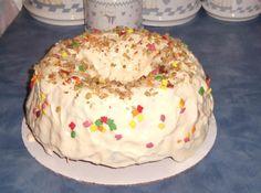 Diabetic Carrot Cake