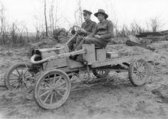 Modified T model Ford, AIF, Western Front, World War I