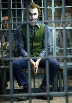 """Evening, Commissioner."" -The Joker"