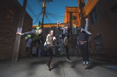 Band Promo Pictures - iamjohnwhite photography