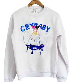 Melanie Martinez - Cry Baby sweatshirt #sweatshirt #shirt #sweater…