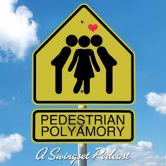Pedestrian Polyamory Podcast - I've not had chance to listen to this yet so I can't personally recommend it, but the Polyamory Weekly podcast says it's good!