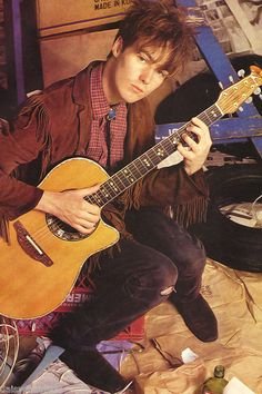 Roddy Frame from Aztec Camera
