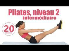Yoga-Get Your Sexiest Body Ever Without - Pilates niveau 2 intermédiaire - Cours de Fitness complet - In Just One Day This Simple Strategy Frees You From Complicated Diet Rules - And Eliminates Rebound Weight Gain Pilates Training, Pilates Workout, Le Pilates, Cardio, Pilates Video, Joseph Pilates, Yoga Fitness, Fitness Goals, Fitness Classes
