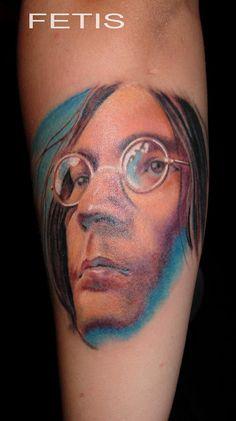 Awesome John tattoo
