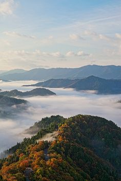 Mt. Onyu, Shiga, Japan