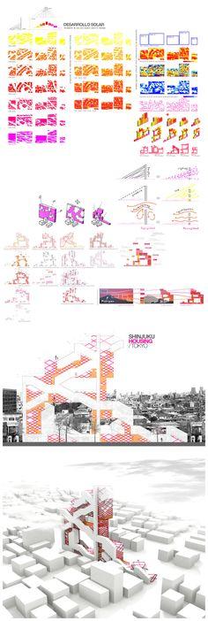 SHINJUKU HOUSING | Gonzalo del Val