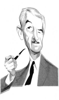 Faulkner by Fernando Vicente