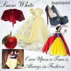 Disney Style: Snow White (Disney Princess Designer Collection)