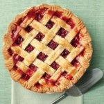**Recipe** Honey-Sweetened Cherry Pie
