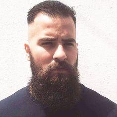 @mateuslmartins #beautifulbeard #beardmodel #beardmovement  #baard  #bart #barbu #beard #beards #barba #bearded #barbudo #barbeiro #beautiful #beardo #fullbeard #barber #barbuto #barbershop #barbearia #boroda #highfade4 #goal2try4