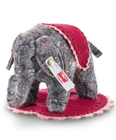 Designer's Choice Uli Little Elephant EAN 006586 by Steiff