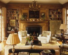 Cozy Living Room | Content in a Cottage