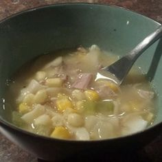 Chicken Corn Soup I - Allrecipes.com