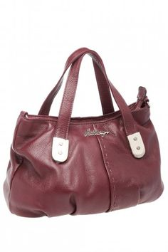 HIDESIGN - Handbag. I bought this model in black and happy with it - very soft and subdued, medium size - perfect for everyday wearing