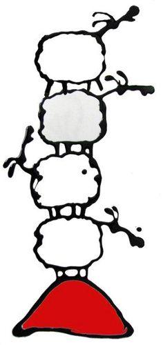 General Archives - Art for Ewe Ewe Sheep, Sheep Art, Ann, Art Pieces, African, My Favorite Things, Cool Stuff, Painting, Artworks