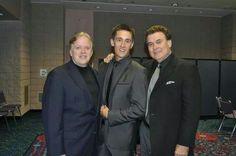 Steve Hill , Nathan Morris & John Kilpatrick. 3 incredible preachers.