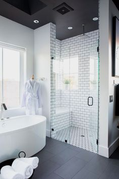 Unique Tiny Home Bathroom's Design Ideas Remodel Decor Rugs Small Tile Vanity Organization DIY Farmhouse Master Storage Rustic Colors Modern Shower Design Makeover Kids Gues (Diy Bathroom Remodel) Bathroom Renovations, Home Remodeling, Bathroom Makeovers, House Renovations, Remodeling Contractors, Remodeling Companies, Hgtv Smart Home 2017, Ideas Baños, Tile Ideas