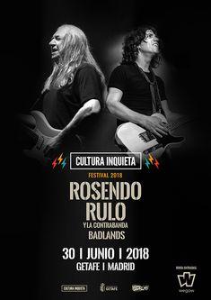 Cartel Rosendo Rulo