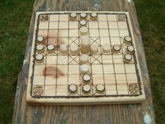 An old viking Board game.