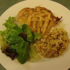 Easy Ranch Chicken Recipe Main Dishes with bone-in chicken, onions, dressing…