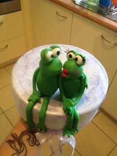 2 grenouilles