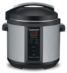 CPC-600 - Electric Pressure Cooker - Specialty Appliances - Products - Cuisinart.com  #mine