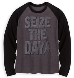 a2edced444 Newsies the Musical - Seize the Day Long Sleeve T-Shirt - T-Shirts
