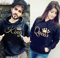 ☆King and Queen! Cute Couple Images, Cute Love Couple, Couples Images, Beautiful Couple, Cute Couples, Couple Pictures, Pre Wedding Poses, Wedding Photos, Queen Outfit