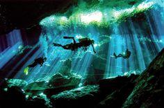 La plus belle grotte dans le monde.