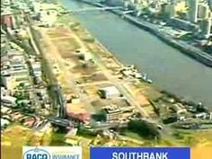 Short history of Southbank Brisbane. From Channel 9 Today programme. Brisbane Queensland, Queensland Australia, Geography, History, Youtube, Historia, History Activities, Youtubers, Youtube Movies