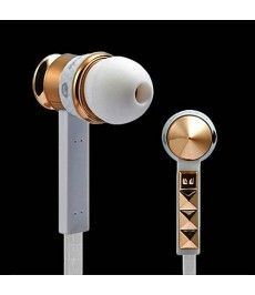 Monster Heartbeats By Lady Gaga 2.0 Gold Earphones