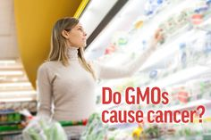 The #1 question consumers are asking about GMOs is whether or not they cause cancer. Learn the answer to this, and the other top GMO questions, here: http://gmoanswers.com/studies/top-10-consumer-questions-about-gmos