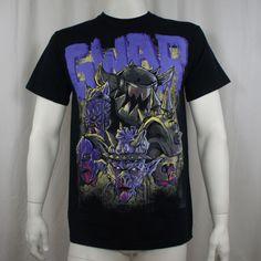 Authentic-GWAR-Band-Destroyers-Purple-T-Shirt-S-M-L-XL-XXL-Official-NEW